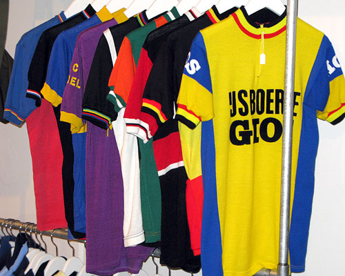CYCLING SHIRTS(サイクリング・シャツ)