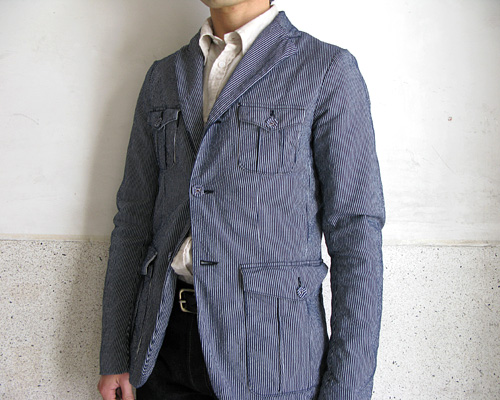 FUJITO 「Sportsman Jacket」