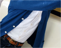 "~ 5minutes Style ~ 「Jabez Cliff ""Stirrup Leather Belt""」"