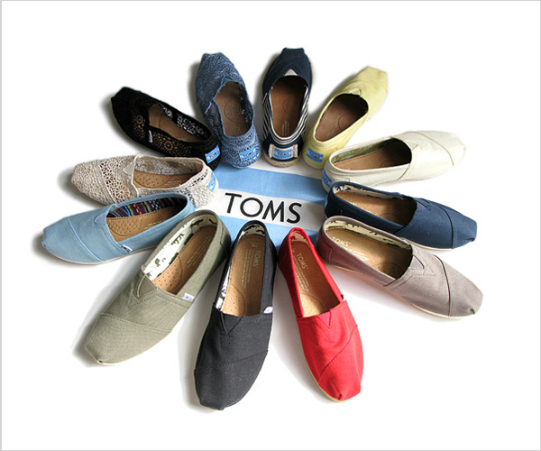 TOMS shoes(トムス シューズ)