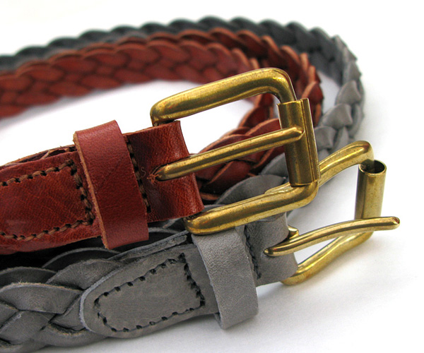 "ANGLO LEATHERCRAFT ""MESH BELT"""
