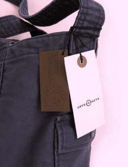 Hervier Productions S.A.×ARTS&CRAFTS 2WAY トートバッグ