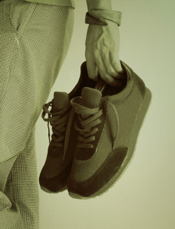 "~ 5minutes Style ~ 「Dead Stock ""CANADIAN ARMY TRAINING SHOES""」"