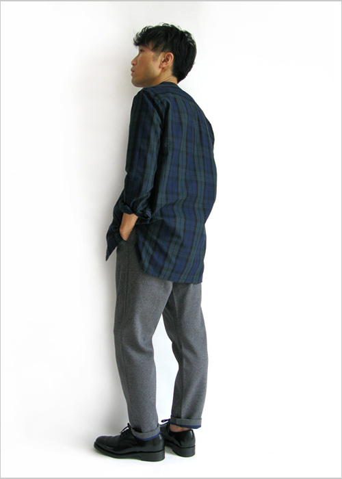 "~ 5minutes Style ~ 「FLISTFIA ""Relaxed Pants""」"