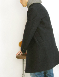 "~ 5minutes Style ~ 「CEASTERS ""Chester Coat""」"