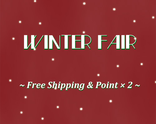 5minutes 「WINTER FAIR」のご案内
