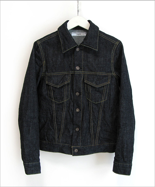 "Blog ~「FUJITO ""Denim Jacket""」へ"