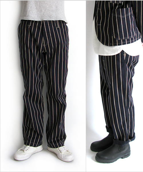 "Blog ~Yarmo ""Back Belt Work Pants""~"