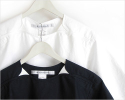 EEL(イール)Slipon Shirts