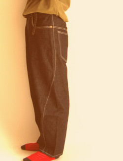 "~ 5minutes Style ~ 「EEL ""Polygon Denim""」"