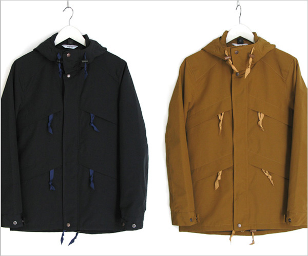 "FUJITO ""Mountain Parka"" First"