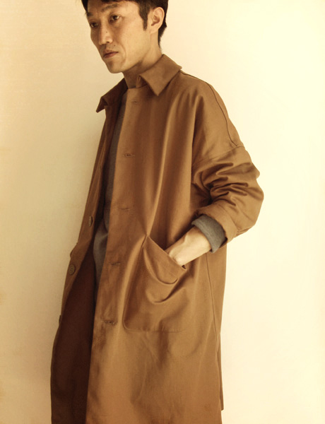 "~ 5minutes Style ~ 「Yarmo ""DUSTER COAT""」"