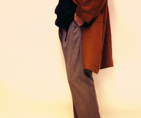 "~ 5minutes Style ~ 「EEL Products ""Shonen Pants""」"