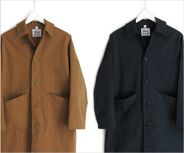 "Yarmo ""Duster Coat"""