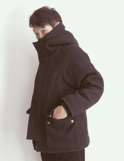 "~ 5minutes Style ~ 「EEL Products ""Aurora Man Coat 4.0""」"