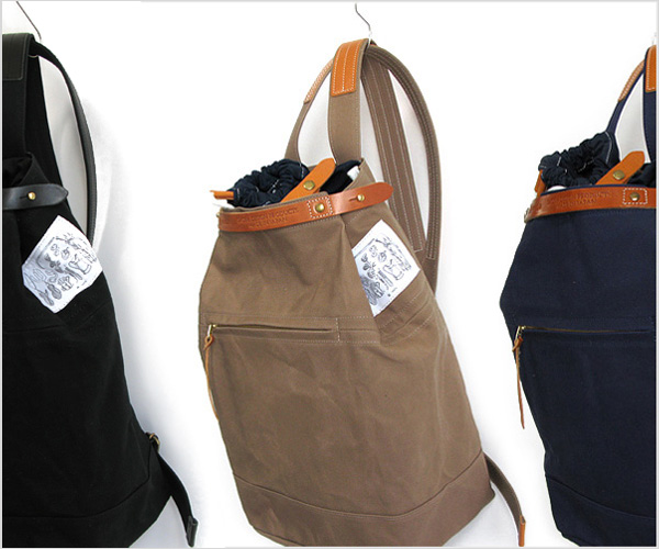 suolo(スオーロ) NAPPASAC&CROP middle