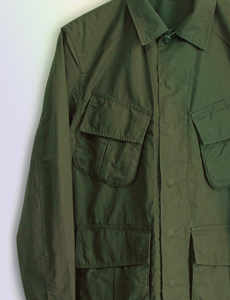 "~ 5minutes Style ~ 「FUJITO ""Jungle Fatigue Jacket""」"