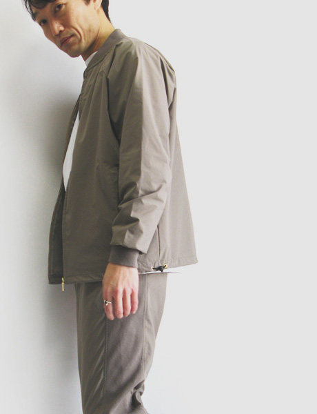 "~ 5minutes Style ~ 「FLISTFIA ""Mid Layered Jacket&Sporty Trousers""」"