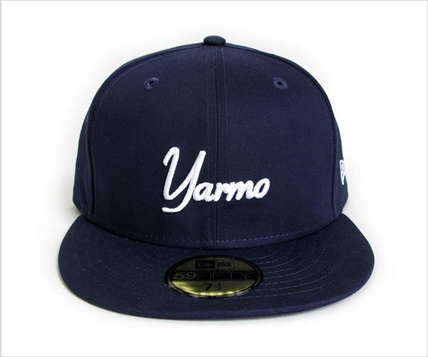 "Yarmo(ヤーモ)""Yarmo""-Embroidered 59FIFTY"