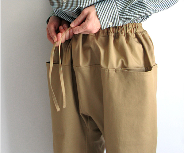 "~ 5minutes Style ~ 「EEL Products ""August Pants""」"