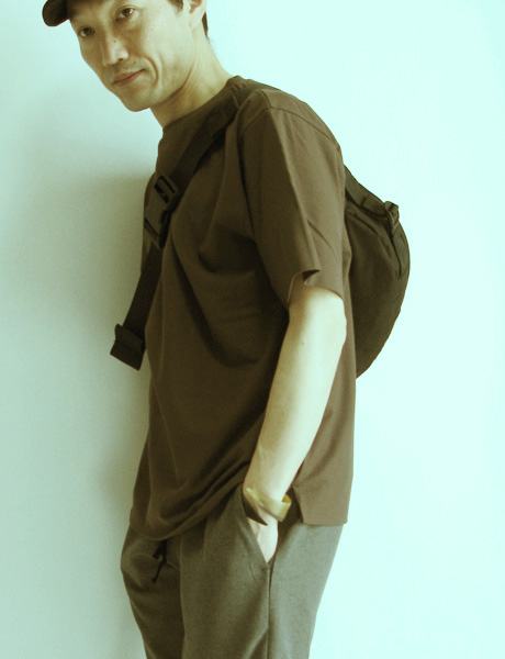 "~ 5minutes Style ~ 「comm. arch. ""Double Layered S/S Tee""」"