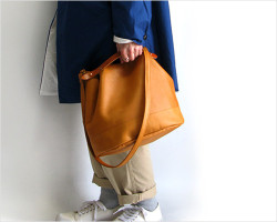 suolo(スオーロ) CROP2 leather